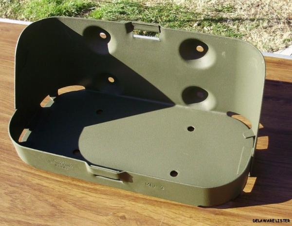 Jeep Style Plastic Gas Cans http://www.ebay.com/itm/JEEP-MILITARY-TRUCK-JERRY-GAS-CAN-MOUNT-BRACKET-HOLDER-/380473669907