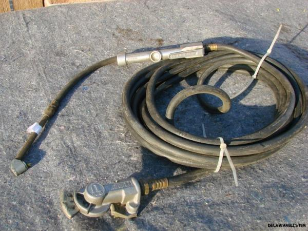 NEW M35A2 5 Ton Military Truck M35 AIR HOSE with tire ...