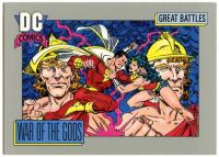 C289 Nightshade #64 Impel 1991 DC Comics Trade Card