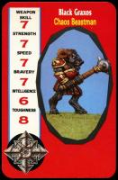 C256 Stugen Jazael Chaos Citadel Combat Cards
