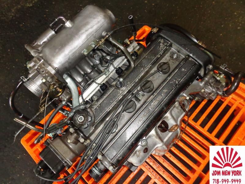 1996 1998 honda crv 2 0l dohc engine jdm b20b low for Honda crv engine size