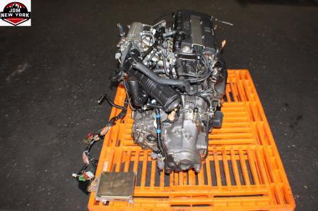 HONDA CIVIC SiR DEL SOL CR-X 1.6L DOHC VTEC OBD1 ENGINE ...