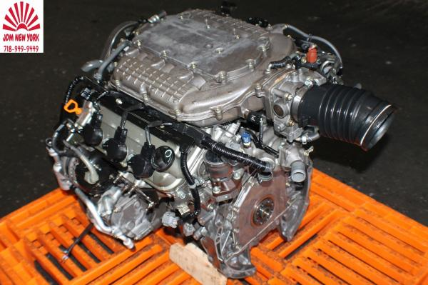 06 07 08 HONDA RIDGELINE 3.5L SOHC V6 VTEC ENGINE JDM J35A ...