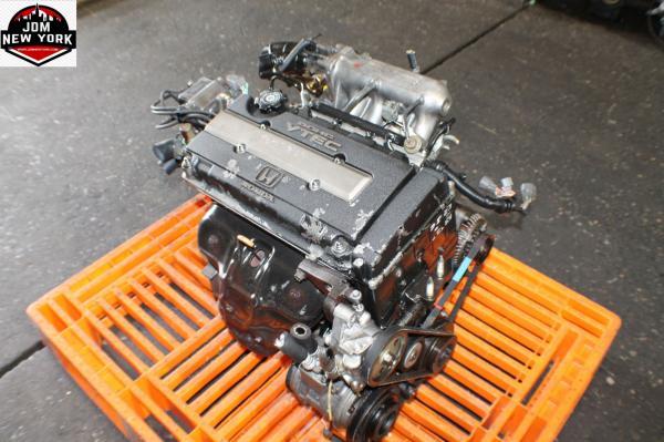 1992-1995 HONDA CIVIC SiR 1.6L DOHC OBD1 VTEC ENGINE JDM B16A - JDM New York