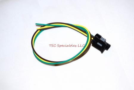 gm coolant temp sensor wiring 3 wire coolant temperature sensor pigtail harness ...