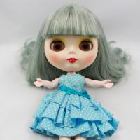 """Takara 12/"""" Neo Blythe Matte Face Nude Doll from Factory TBY324"""