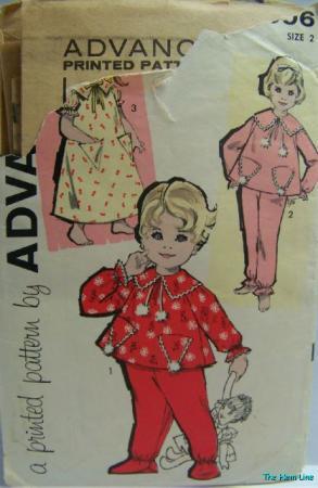 Classic Footed Pajamas - SewSet