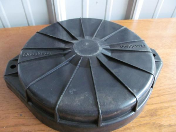 Air Cleaner Cap : Donaldson air cleaner cover cap p