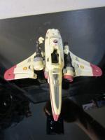 Star Wars Clone Wars Animatd Series Vehicle ARC-170 Fighter Hasbro