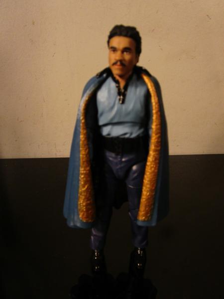 Star Wars Black Series Lando Calrissian 6-inch Scale New Sealed