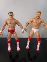 WWE Arn Anderson Mattel Elite Wrestling LOOSE Action Figure 4 Horseman HOF