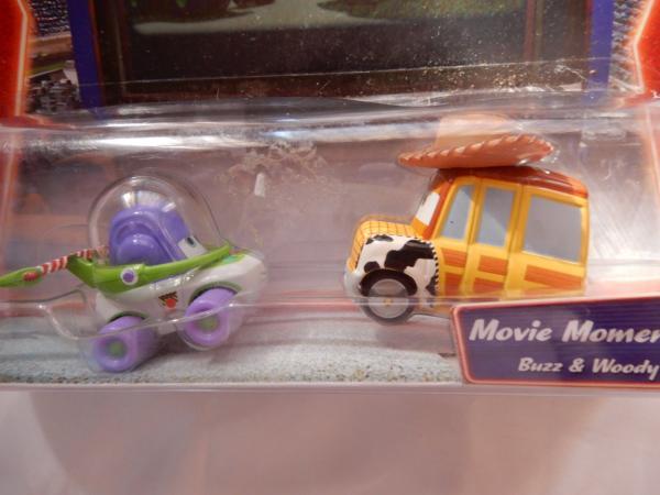 Cars Disney Pixar Toy Complete Sets 2006 Buzz Woody Set Of 2 Ebay
