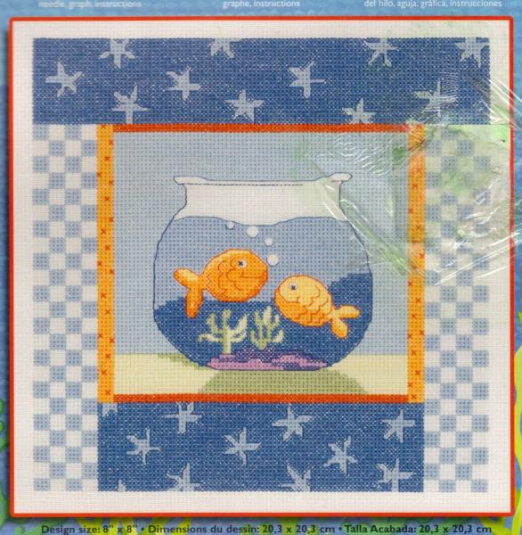 double cross stitch instructions