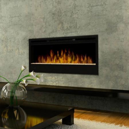 Dimplex 50 Linear Wall Mount Electric Fireplace Blf50 Ebay
