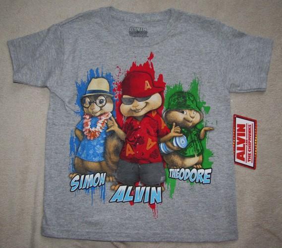 alvin and the chipmunks simon alvin theodore gray t