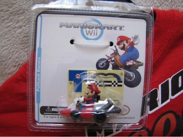 Nintendo Super Mario Speed Red Game Blk T Shirt Sz 5 6 Toy Racer