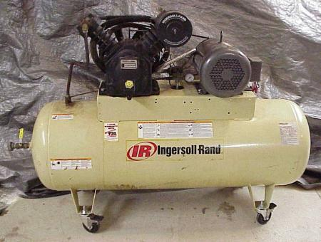 Ingersoll Rand T30 2475 Two Stage Air Compressor New