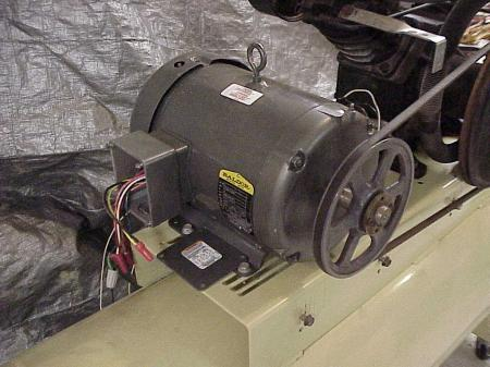 Ingersoll rand t30 2475 two stage air compressor new for Ingersoll rand air compressor electric motor