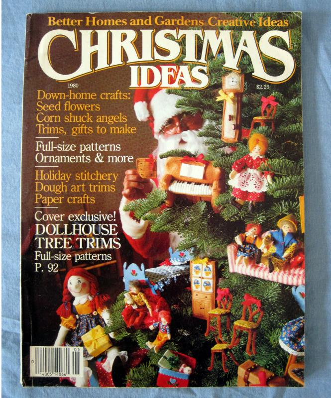 1980 better homes and gardens creative christmas idea Better homes and gardens christmas special