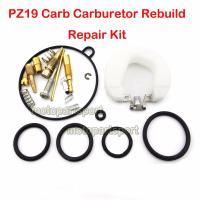 PZ19 Carb Carburetor Repair Rebuild Set 50cc 70cc 110cc ATV Dirt Bike