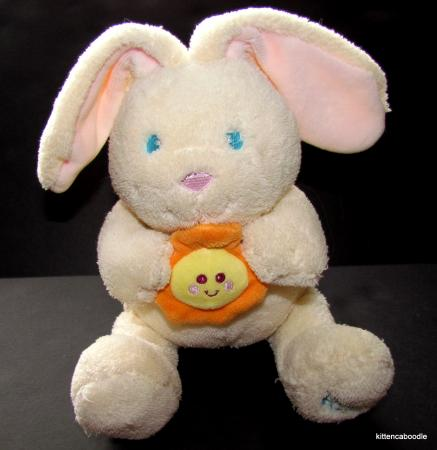 Kids Ii Musical Bunny Rae Sings You Are My Sunshine Plush Press