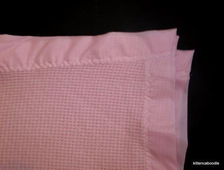 Baby Morgan Bright Future Pink Fleeced Acrylic Thermal
