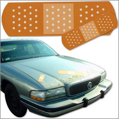 Auto Magnet Jumbo Band Aid Joke Gag Gift Novelty