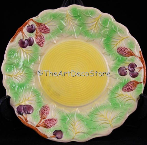 Antique Art Deco 30s Avon ware decorative plate