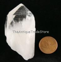 Collectible big piece of natural Quartz crystal