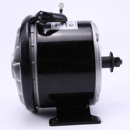 my 1016 electric motor 36v 350w brushed e bike scooter 36 volt 350 watt belt ebay. Black Bedroom Furniture Sets. Home Design Ideas