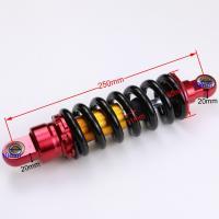 "2pcs 9.4/"" 240mm Rear Shock Suspension Spring for Dirt Pit Bike 1000-1200LBS"