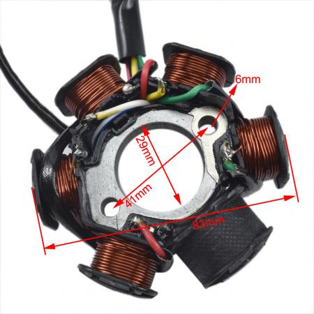 stator wire magneto coil cdi rectifier solenoid harness. Black Bedroom Furniture Sets. Home Design Ideas