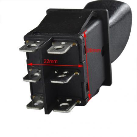 Forward reverse switch toggle for burshless motor electric for Electric motor reversing switch