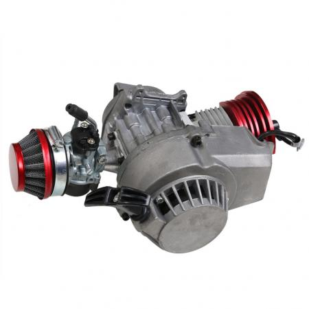 Performance Racing 49cc 2 stroke Engine Motor Mini Pocket ...