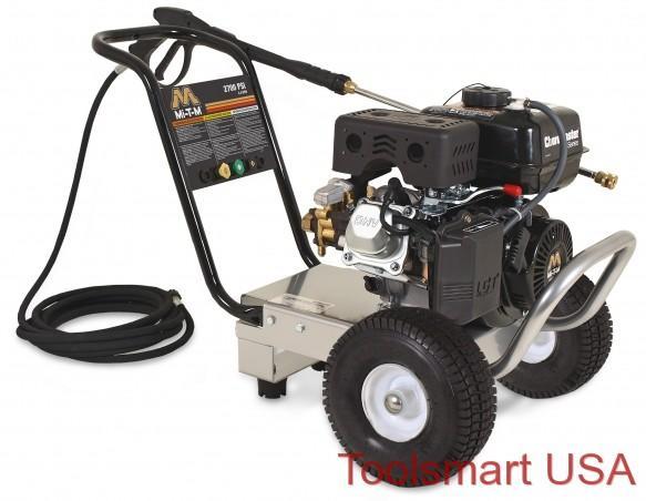Mi T M Choremaster Series Pressure Washer 2700psi 2 4gpm