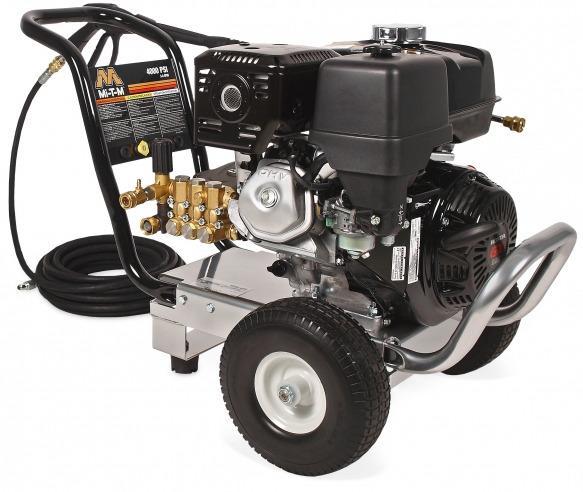Mi T M Work Pro Series Pressure Washer 4000psi 3 4gpm Wp