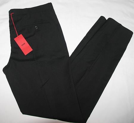 nwt hugo boss red label mens heise dress pants 175 ebay. Black Bedroom Furniture Sets. Home Design Ideas