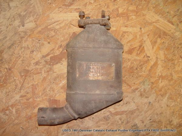 SCRAP CATALYTIC CONVERTER FOR RECYCLING FREE SHIPPING OEM