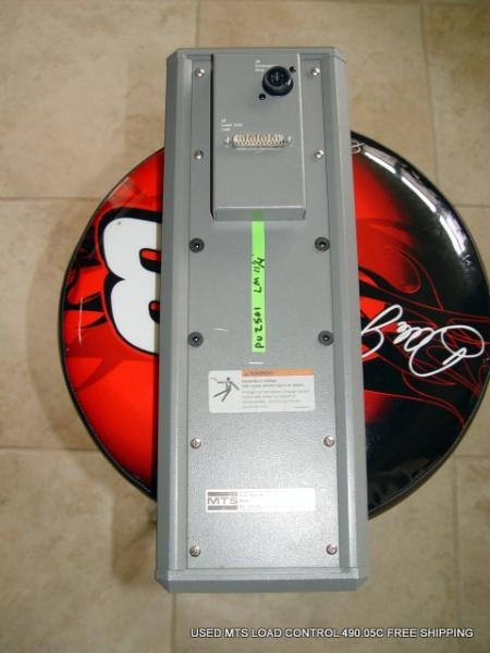 USED MTS LOAD CONTROL 490.05C FREE SHIPPING   eBay