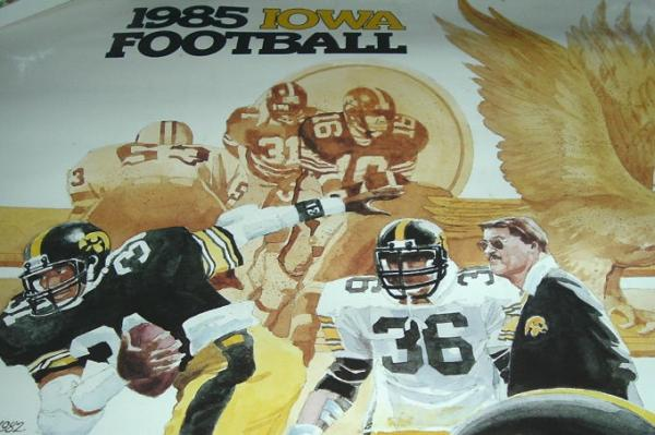 1985 Iowa Hawkeyes football team
