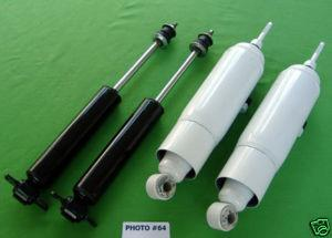 1972-1976 Ford Torino Gabriel Gas Shock Absorbers Front and Rear