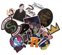 Riverdale TV Series Themed Set of 15 Assorted Stickers Decal Set