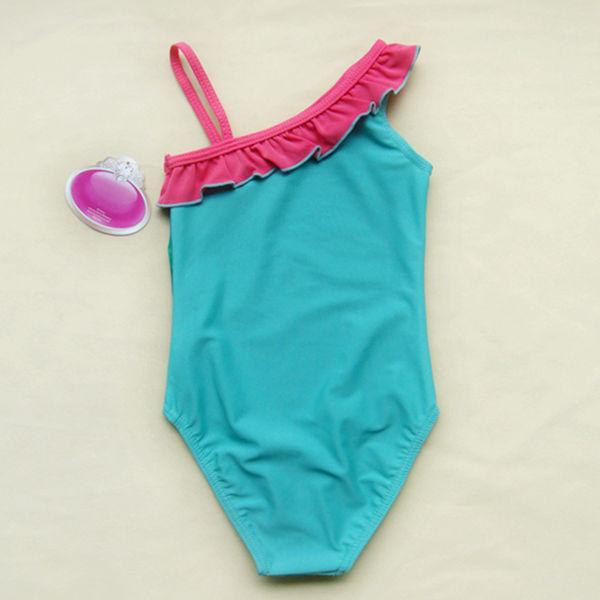 Ariel Mermaid Girls Baby Swimsuit Swimwear Tankini Bathers 2 9Y