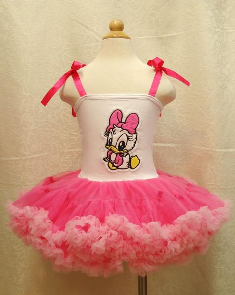 Girls Kid Pettiskirt Party Tutu Skirt Dress Up Dance Xmas Costume Outfit Sz 2 10