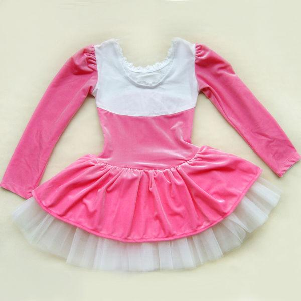 Xmas Girls Birthday Party Dance Leotard Ballet Tutu Dress 3 8Y Costume