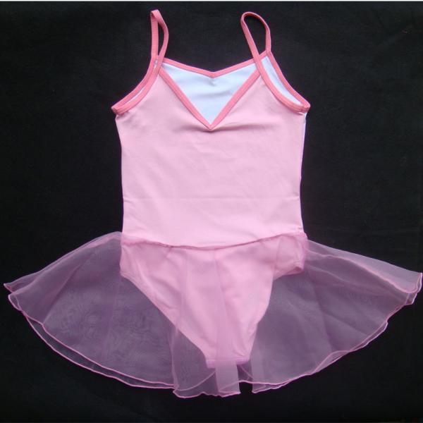 Disney Princess Girl New Gymnastics Leotard Ballet Tutu Skirt Skate Dress 6 8Y