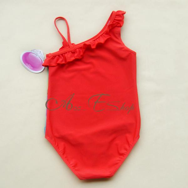 Princess Ariel Mermaid Swimsuit Swimming Costume Tankini Swimwear 2 6Y