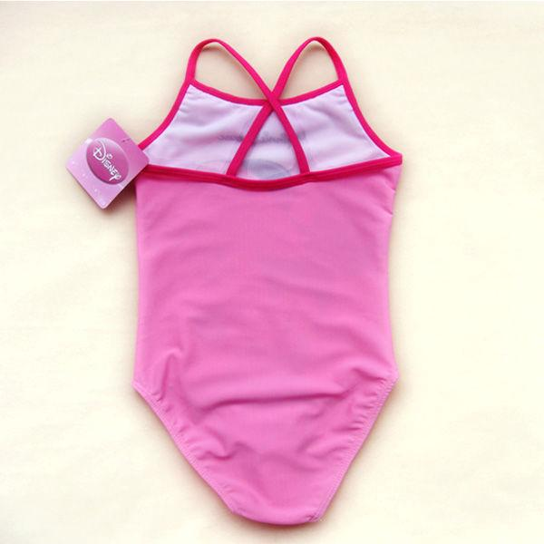 Disney Minnie Mouse Girls Swimsuit Swimwear Tankini swmming Costume Bather 2 9Y