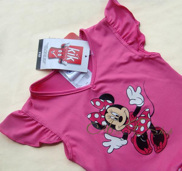 Minnie Mouse Girls Size 3 4 Ballet Dance Costume Dress Polka Dots Tutu Skirt