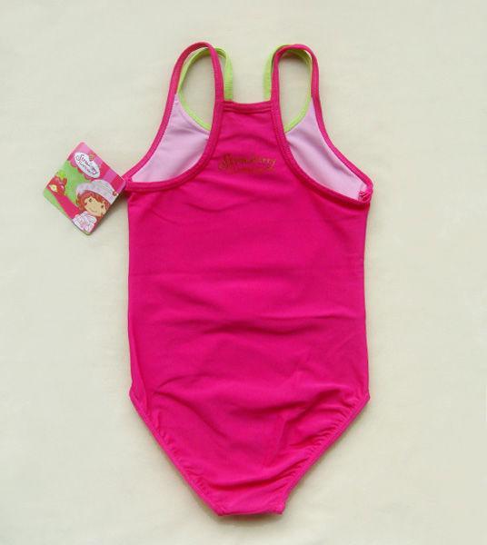 Strawberry Shortcake Girls Baby Swimsuit Swimwear Tankini Bathers